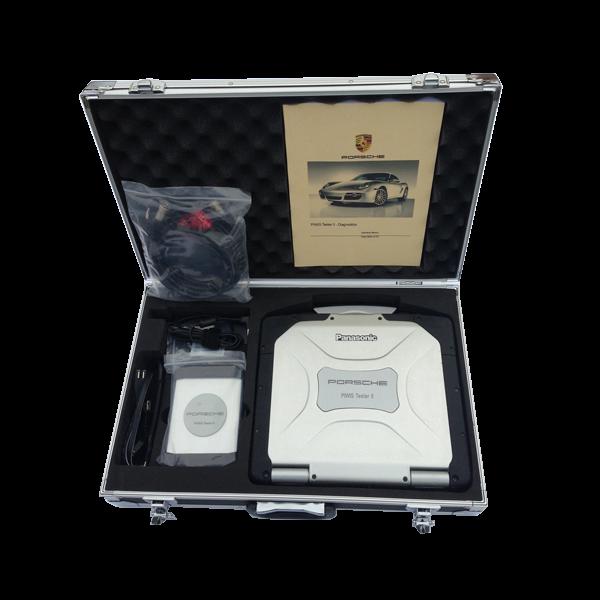 Piwis Porsche Diagnostic tool piwis 2