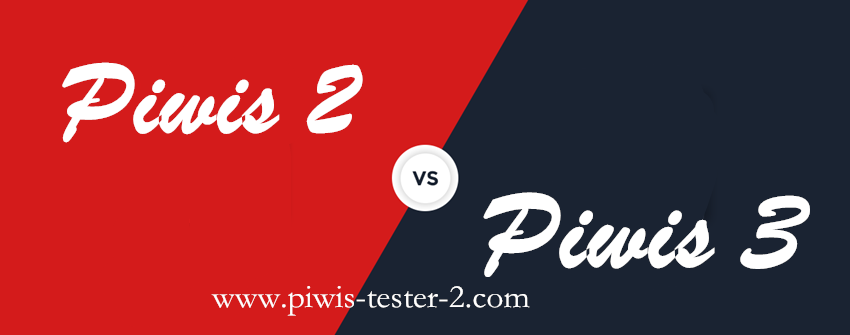 piwis 2 & piwis 3 comparison